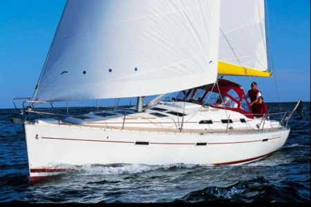 Sailboat Oceanis 393