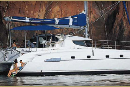 Fountaine Pajot Bahia 46'
