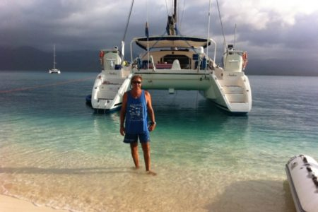 san blas caribe catamaran