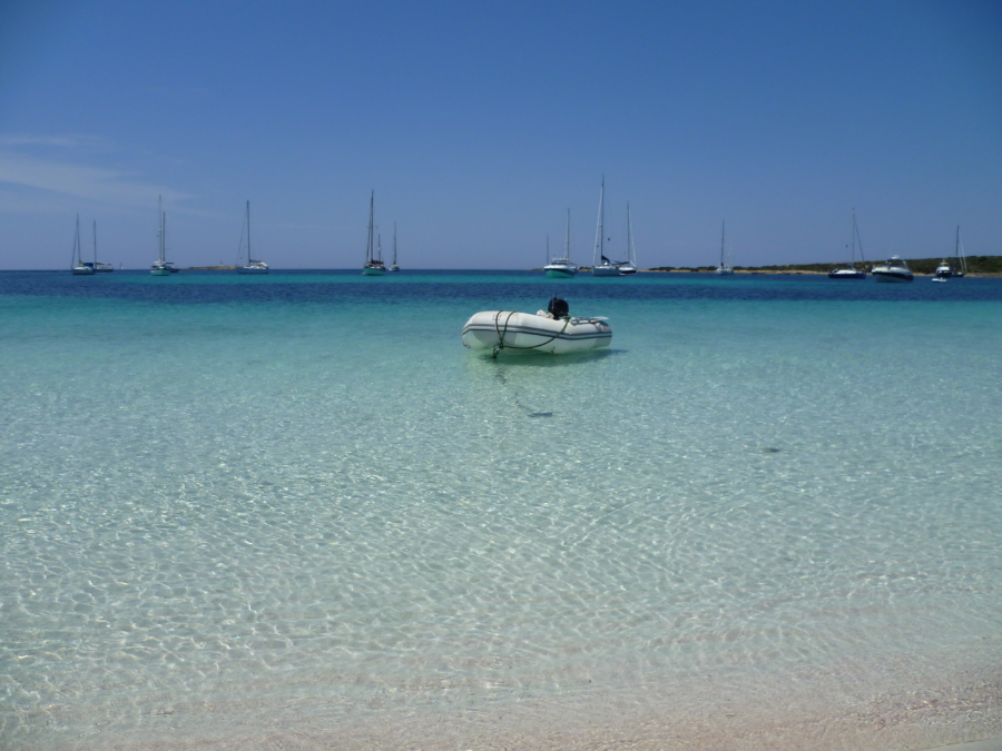 Two Days Sailing in Ibiza and Formentera